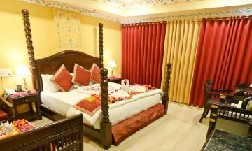 Fort Chandragupt Jaipur Hotel